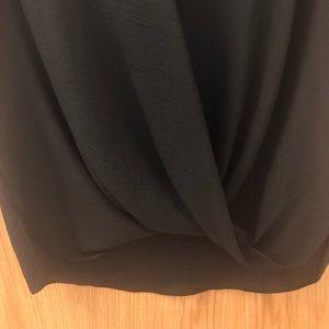Mod Ref Tops - Black blouse